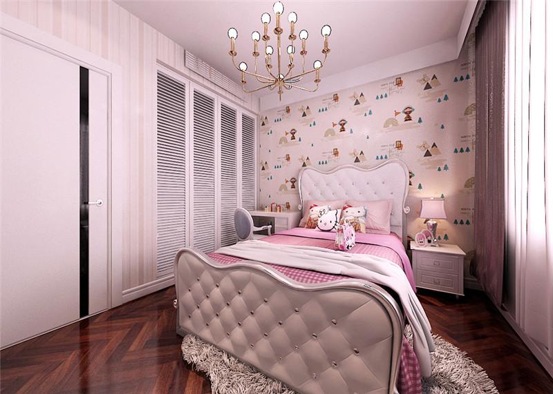 龙发装饰 官邸壹号 三居室 现代 室内装修 卧室图片来自龙发装饰天津公司在官邸壹号130平米现代风格的分享