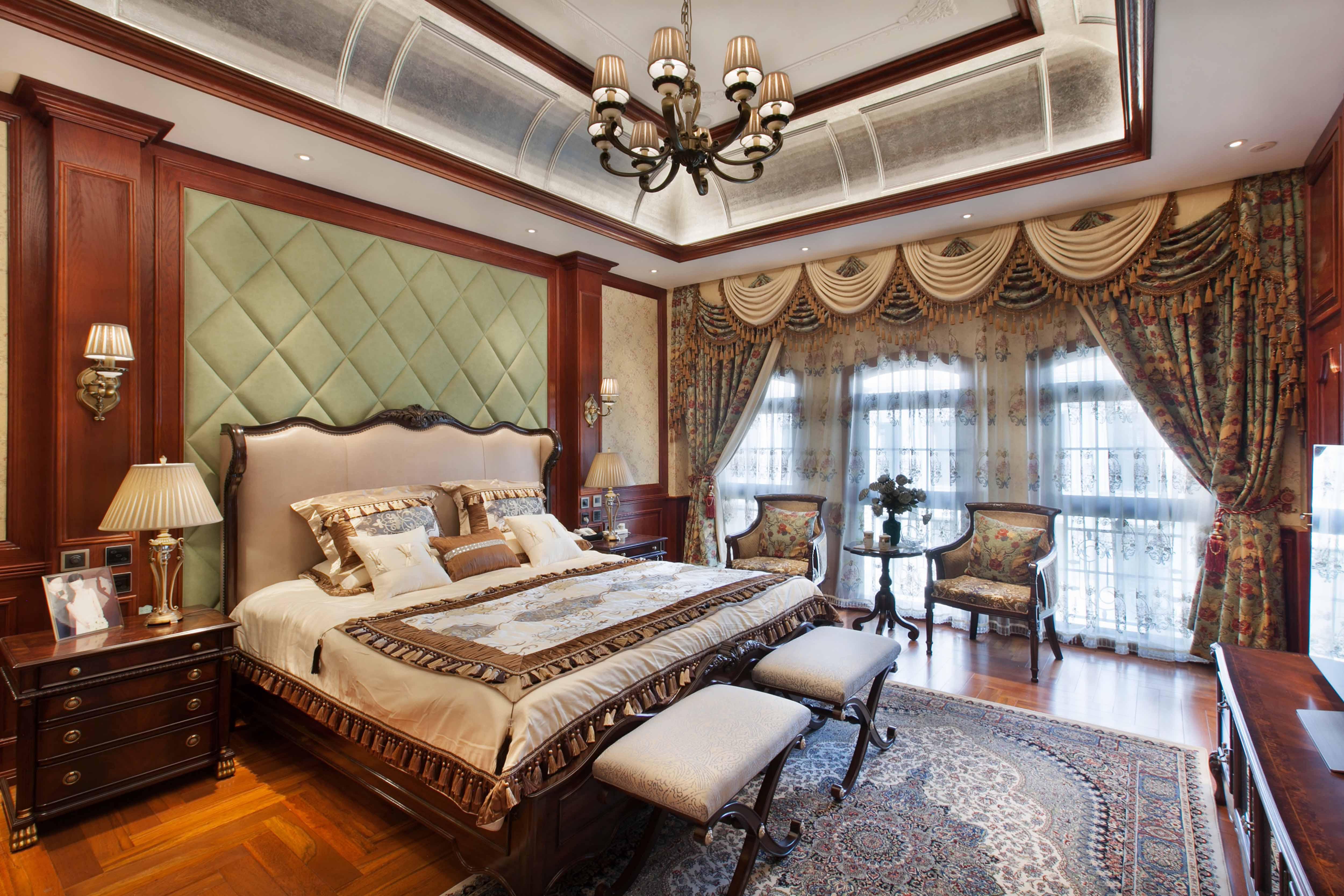 别墅 欧式 古典 天然石材图片来自博爵装饰在光阴的故事的分享