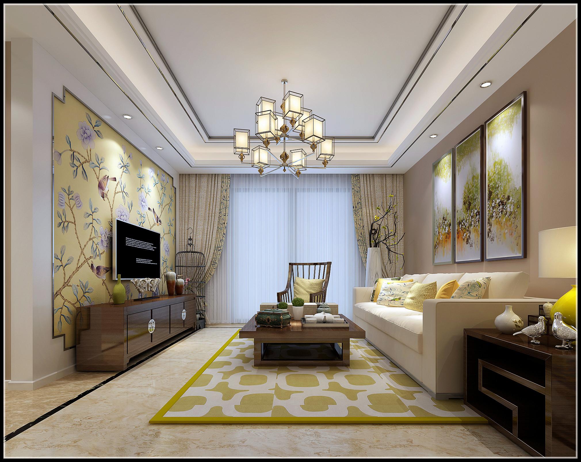 简约 混搭 客厅 卧室 厨房 餐厅 80后图片来自博爵装饰在沉稳又清雅的现代居所的分享