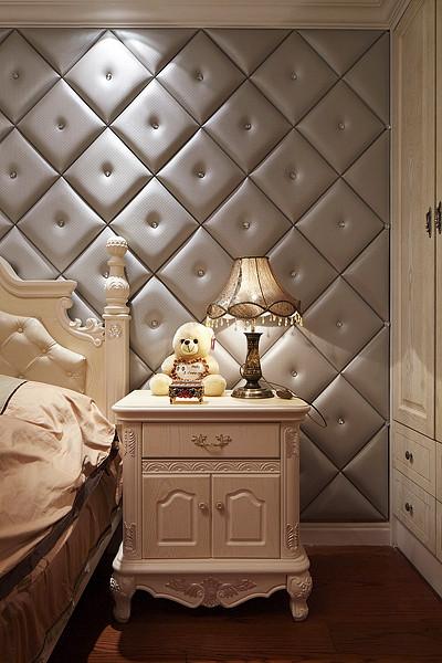 欧式 三居 白领 80后 小资 卧室图片来自武汉全有装饰在奥山世纪城128平欧式风格的分享
