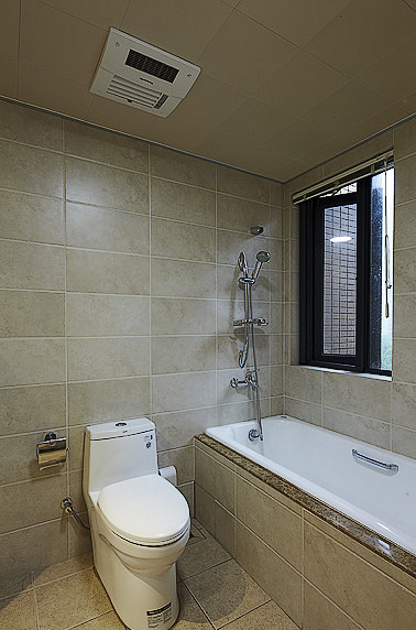 欧式 混搭 二居 白领 卫生间图片来自武汉全有装饰在广电兰亭荣荟81平现代欧式风格的分享