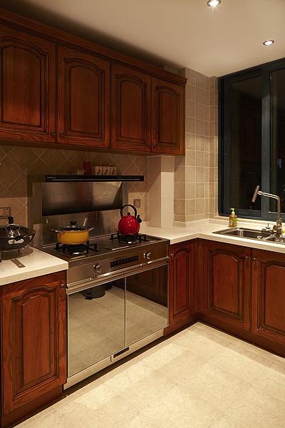 欧式 三居 白领 80后 小资 厨房图片来自武汉全有装饰在奥山世纪城128平欧式风格的分享