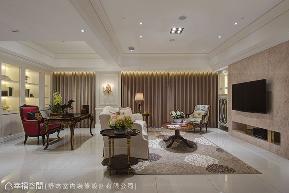 三居 新古典 简约 收纳 客厅图片来自幸福空间在法式金典的分享