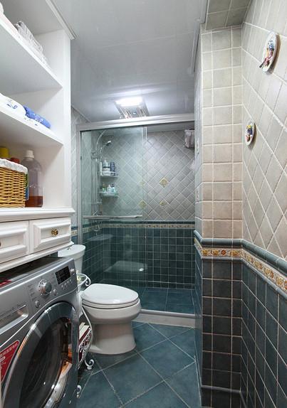 欧式 二居 小资 卫生间图片来自武汉全有装饰在广电兰亭荣荟83平欧式风格的分享
