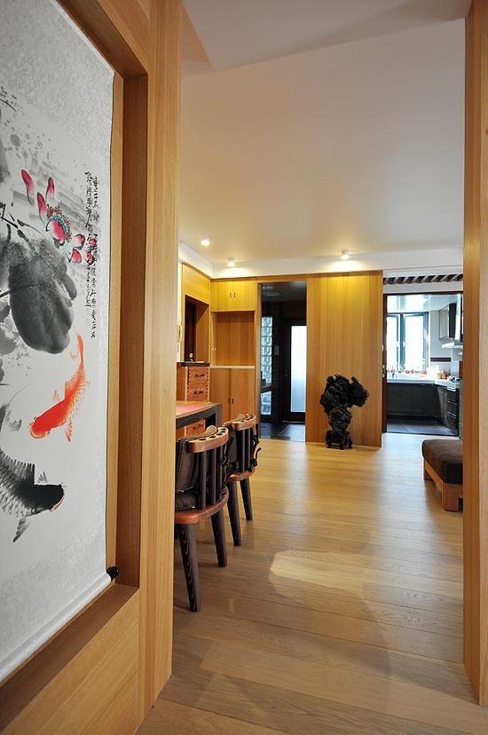 简约 现代 二居 小资 80后 玄关图片来自武汉全有装饰在奥山世纪城94平原木风格的分享