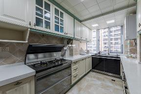 三居 白领 收纳 小资 美式 厨房图片来自中博装饰在东方郡188方美式风格的分享