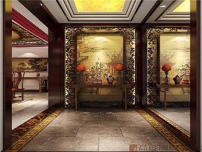 中式 三居 白领 大气 优雅 其他图片来自北京高度国际装饰在金色漫香苑140㎡中式的分享