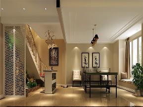 三居 中式 现代 别墅 白领 其他图片来自北京高度国际装饰在8哩岛280㎡现代中式的分享
