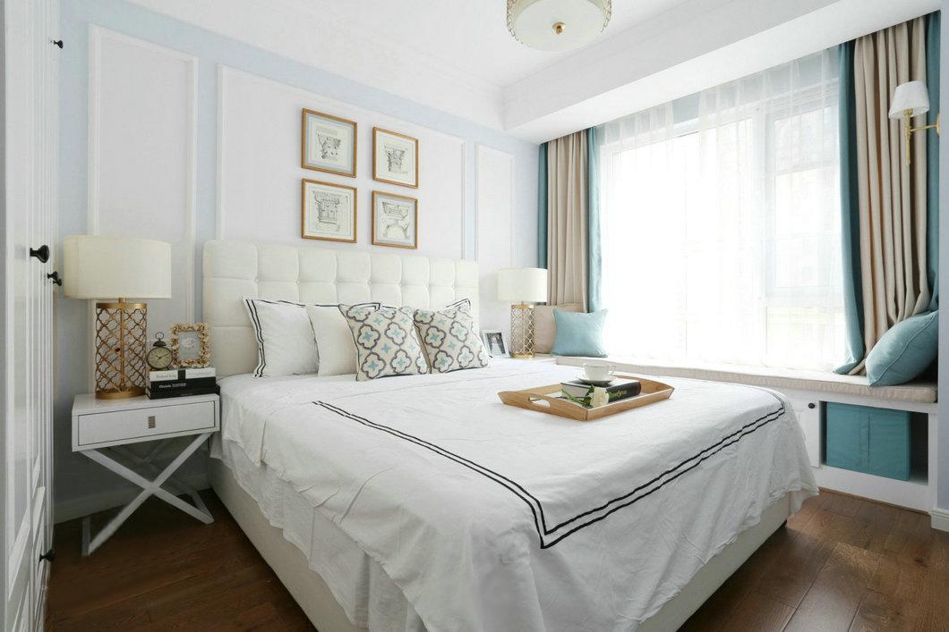 美式图片来自小Yuki在央湖名邸101美式风格的分享