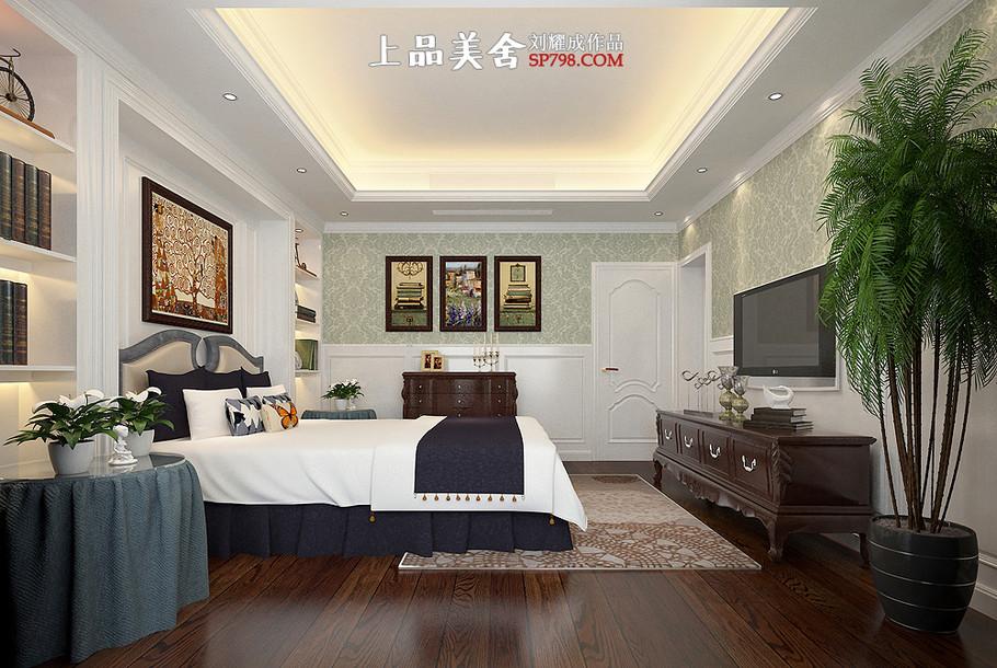 小资 卧室图片来自刘耀成在《罗马假日》长沙郡原广场的分享