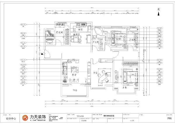 下面是本案的一个简单介绍: 本户型南北通透,布局紧凑,动静分明,宽敞明亮。布局规整,动线清晰,整体空间的布局基本合理,有窗户空气流通较好。客厅空间大小适中,餐厅空间比较有限。配有更衣间、琴房。