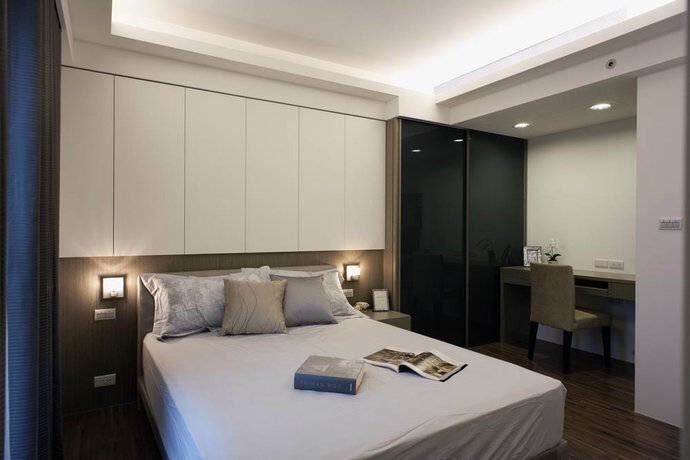 卧室图片来自翼森设计在梦想国度的分享