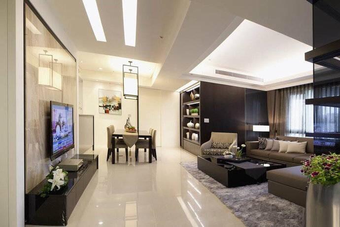 客厅图片来自翼森设计在梦想国度的分享