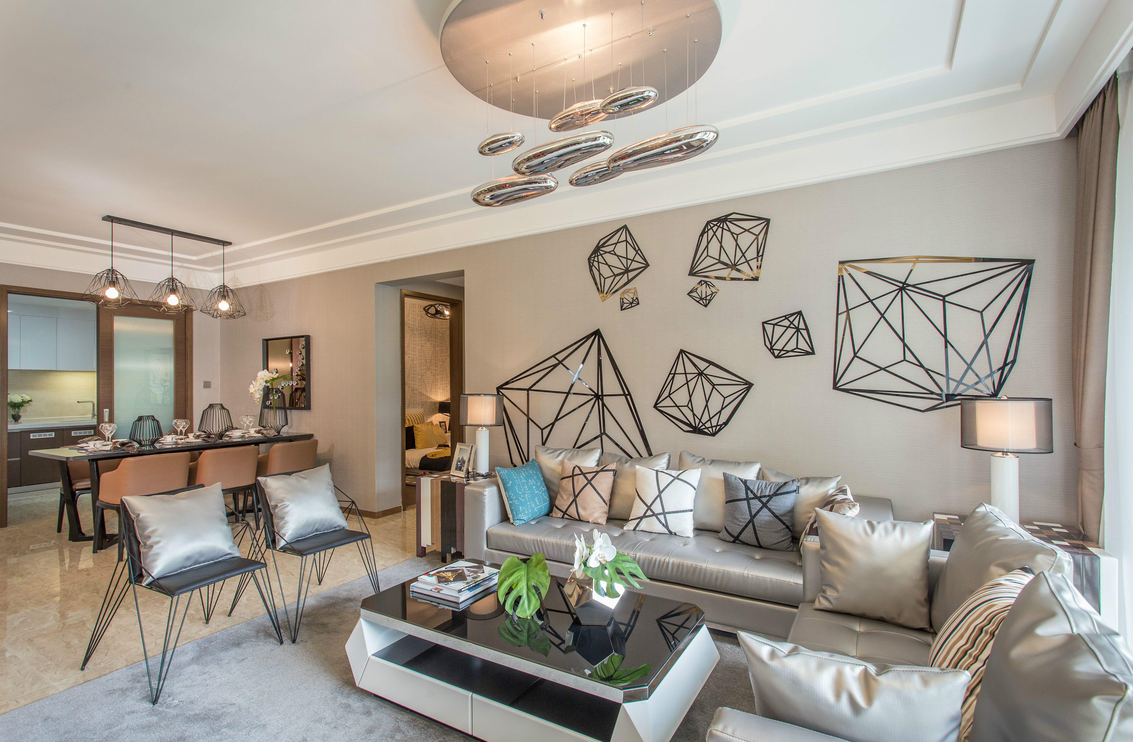 田园 简约 客厅图片来自陕西峰光无限装饰在东旭小区的分享