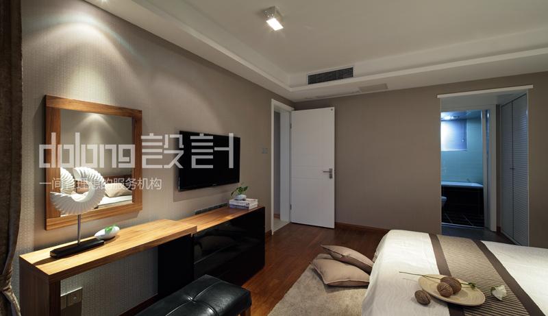 简约 卧室图片来自DoLong董龙设计在秋日私语的分享