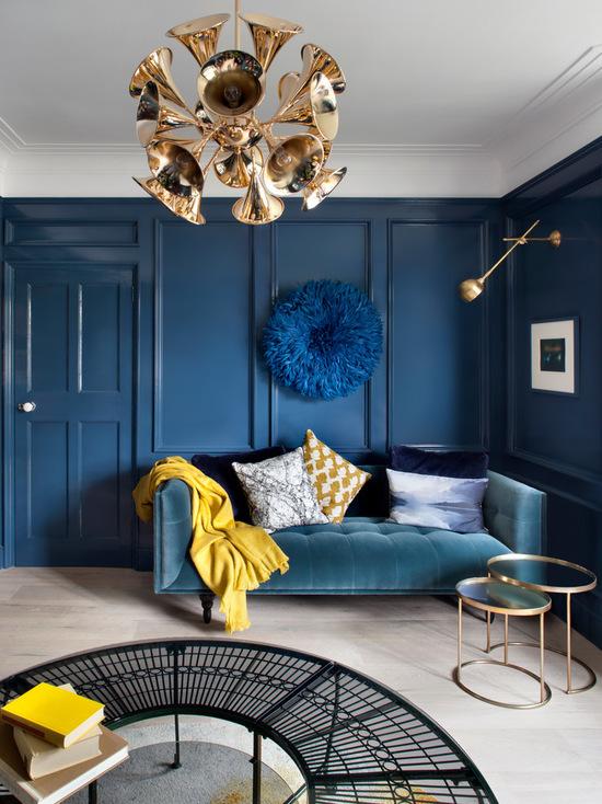 简约 美式 书房图片来自别墅设计师杨洋在温馨浪漫的简美风格的分享