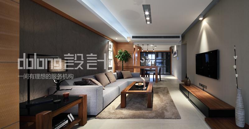 简约 客厅图片来自DoLong董龙设计在秋日私语的分享
