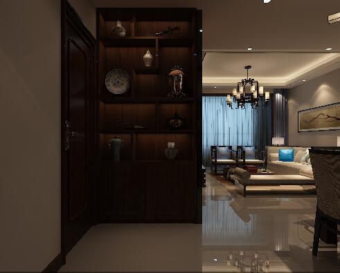 图片来自刘政室内设计师在新中式的分享