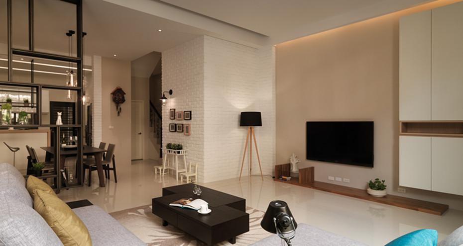 简约 客厅图片来自lohaszs在三室两厅现代风格的分享