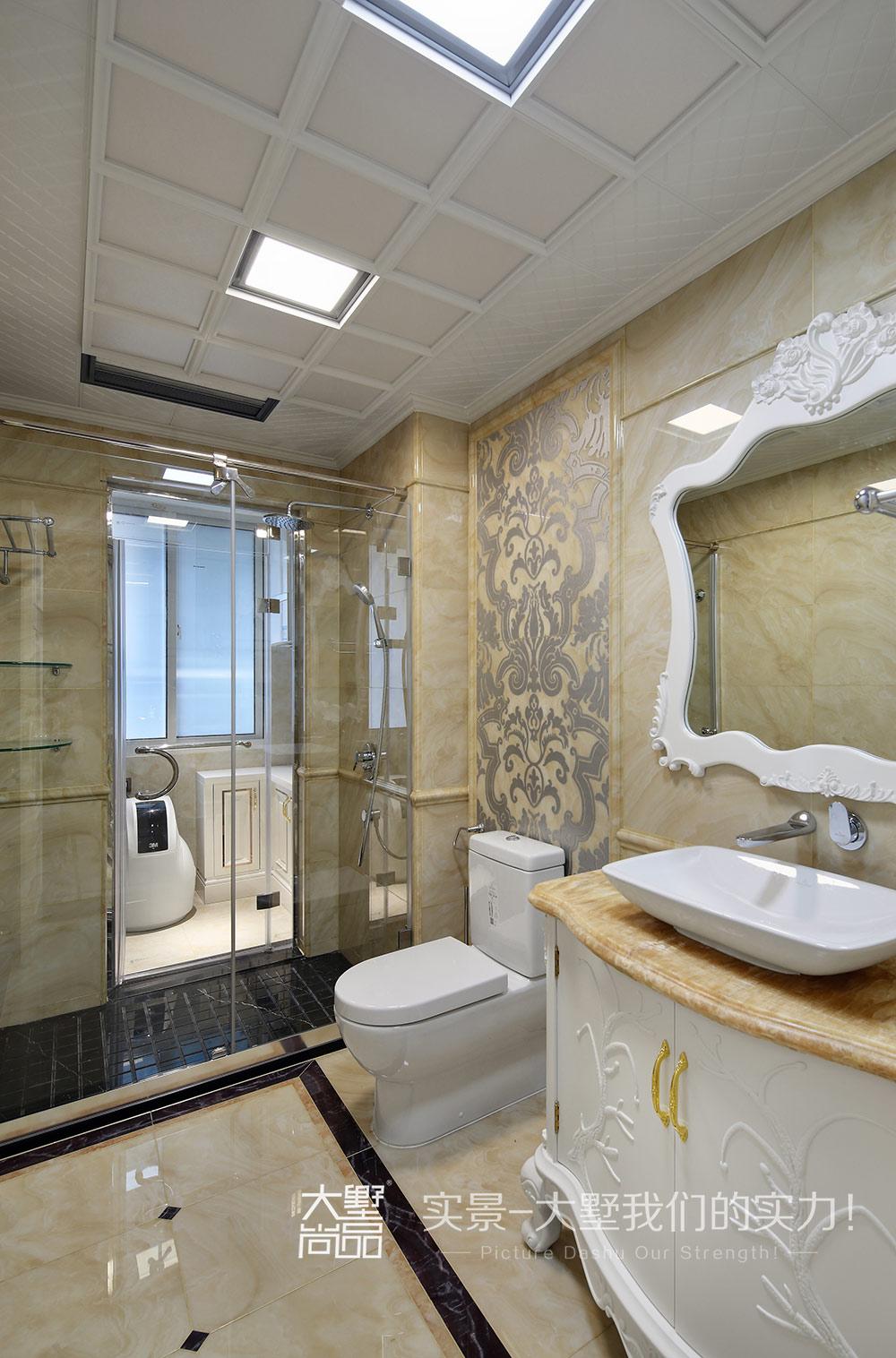 四居 新古典风 卫生间图片来自大墅尚品-由伟壮设计在欧式古典四居·美得很彻底的分享