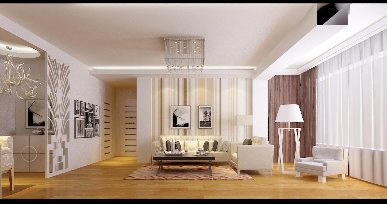 三居 现代风格 梅江世纪城 客厅图片来自百家设计小刘在梅江世纪城103平现代风格的分享