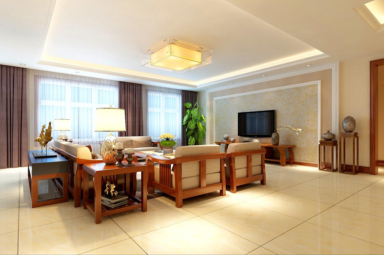 别墅 简约 小资 客厅图片来自轻舟装饰-90后的华仔在香江别墅-586平米-现代简约的分享