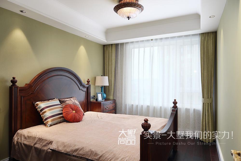 四居 新古典风 卧室图片来自大墅尚品-由伟壮设计在欧式古典四居·美得很彻底的分享