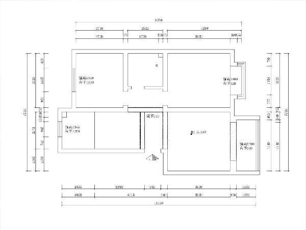 全屋整体家装服务咨询:18562829010(微信),更多青岛新房/老房案例分享。