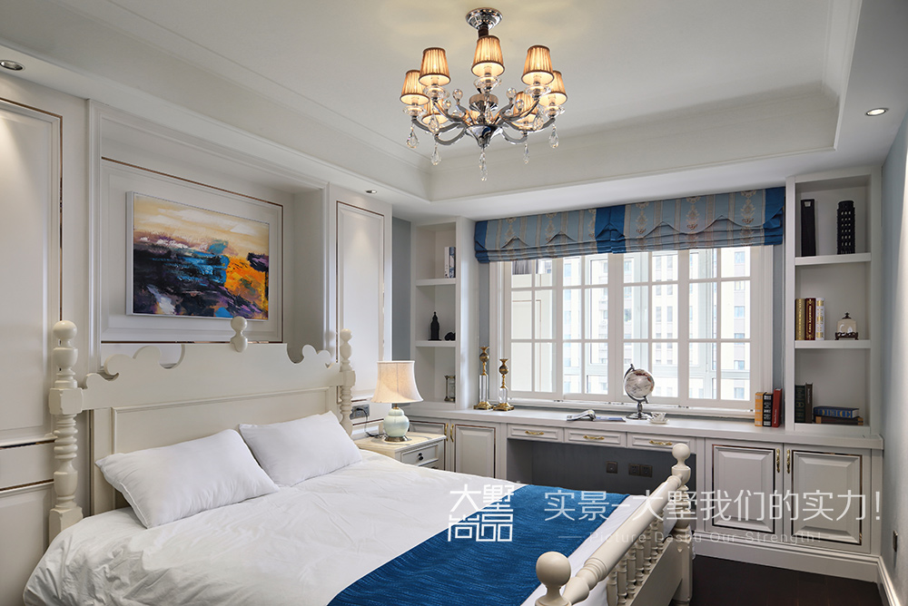 四居 新古典风 儿童房图片来自大墅尚品-由伟壮设计在欧式古典四居·美得很彻底的分享