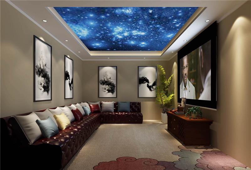 龙发装饰 润泽尚苑 别墅 中式 美式 其他图片来自龙发装饰天津公司在润泽尚苑280平米新中式风格的分享