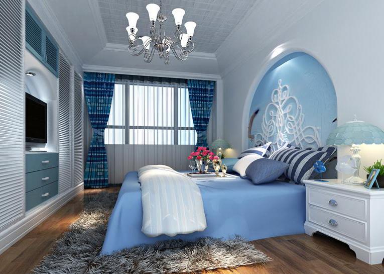 简约 卧室图片来自阿布的小茅屋15034052435在富力城148平米--地中海的分享