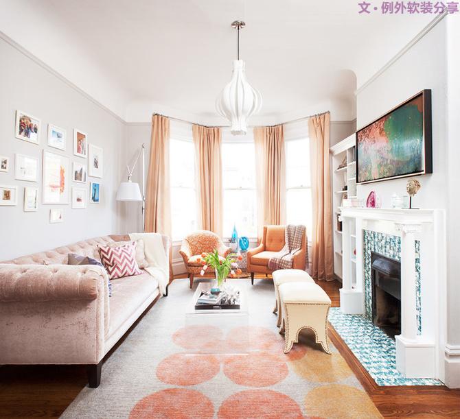 室内设计 软装设计师 别墅设计 室内设计师 时尚生活 卧室设计 客厅设计图片来自例外软装设计在据说这是世界上最舒服的配色!的分享