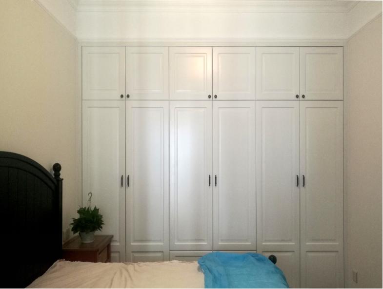 白领 二居 80后 卧室图片来自鸿扬家装武汉分公司在南国中心之美洲阳光的分享
