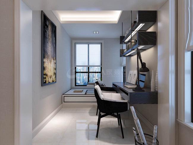 简约 现代 二居 白领 小资 80后 阳台图片来自西安城市人家装饰王凯在国金华府92平现代风格的分享