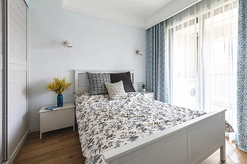 简约 二居 白领 收纳 小资 北欧 卧室图片来自中博装饰在春和钱塘89方VS大宅的北欧风情的分享