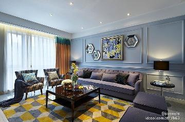 中海尚湖世家公寓  全案设计案例