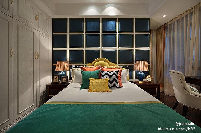 北京公寓 软装 常楹公元 欧式古典风 卧室图片来自北京紫禁尚品装饰刘霞在常楹公元古典欧式风格软装作品的分享