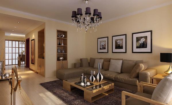 客厅,梦想中的家是个很抽象的概念,我们都希望它是干净而存粹的,希望它并不张扬,他可以抽象的只是一抹暖,或只是一缕光,它可以拥有一个沙发和两个人。
