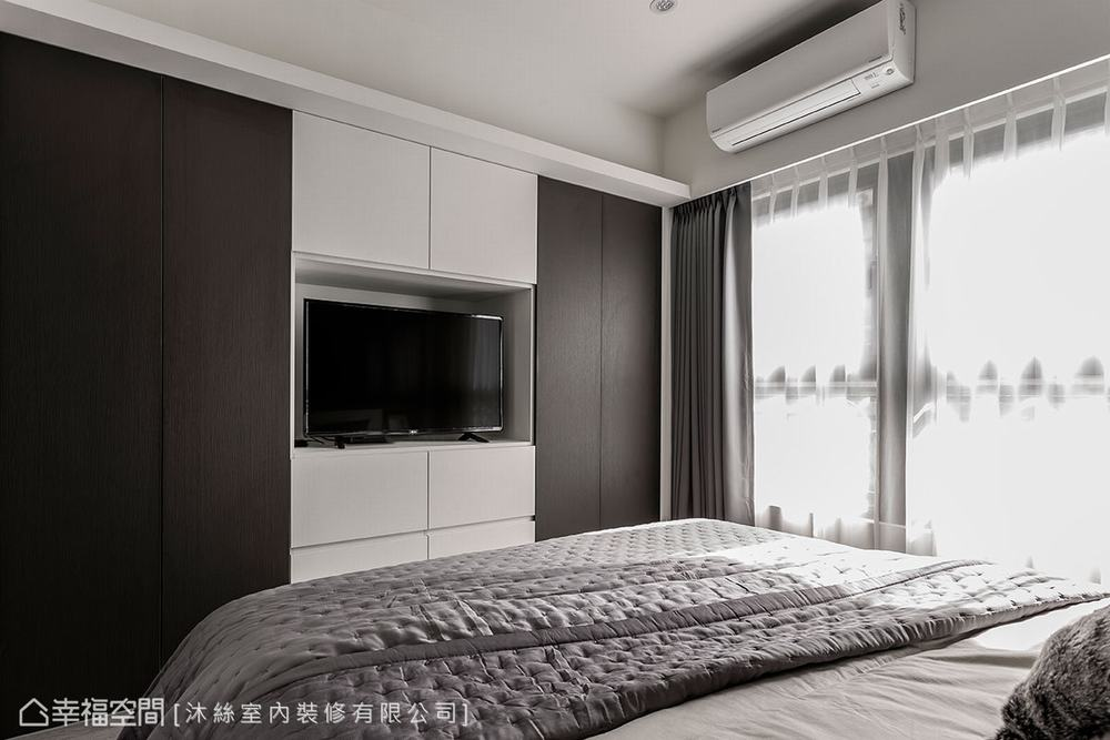 三居 现代 卧室图片来自幸福空间在虔‧境的分享