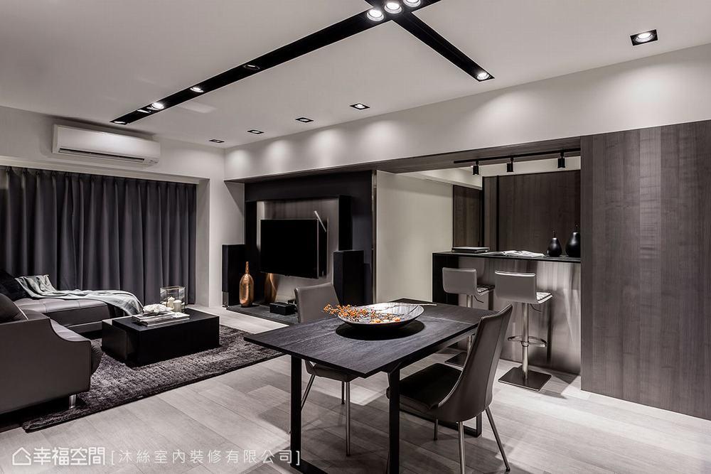 三居 现代 客厅图片来自幸福空间在虔‧境的分享