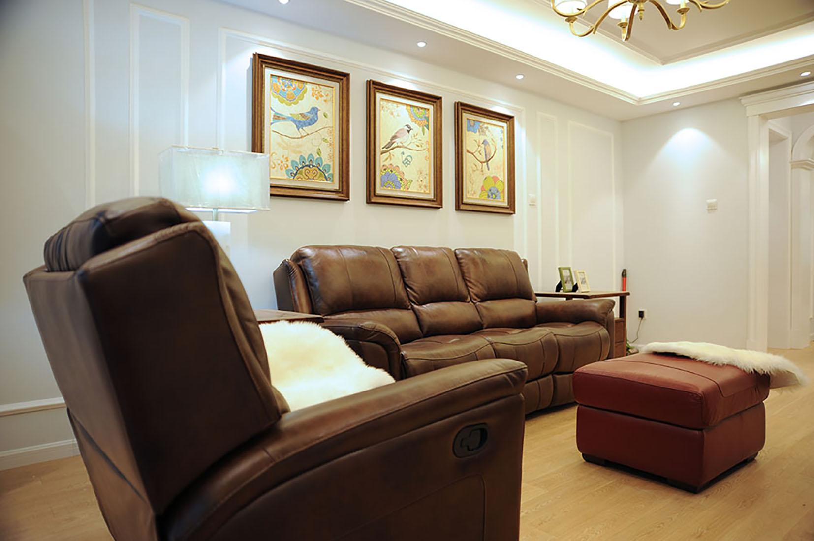 二居 客厅图片来自徐春龙设计师在传奇再现的分享
