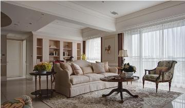 197平米公寓—— 法式金典