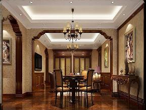 欧式 新古典 复式 小资 80后 其他图片来自高度国际姚吉智在280平米欧式新古典风格复式楼的分享