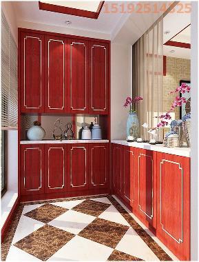 中式 千禧 喜山 实创 白领 厨房图片来自快乐彩在纯中式千禧喜山149平别墅的分享