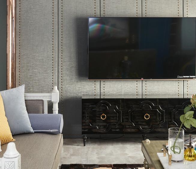 北京 公寓装修 现代风格 装修 设计 客厅图片来自北京紫禁尚品装饰刘霞在公寓跃层现代风格装修作品的分享