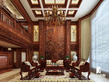 杭州500方独栋别墅 | 中式风格
