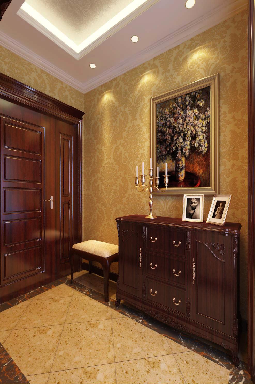 其他图片来自天津生活家健康整体家装在国耀紫溪-别墅欧式风格设计案例的分享