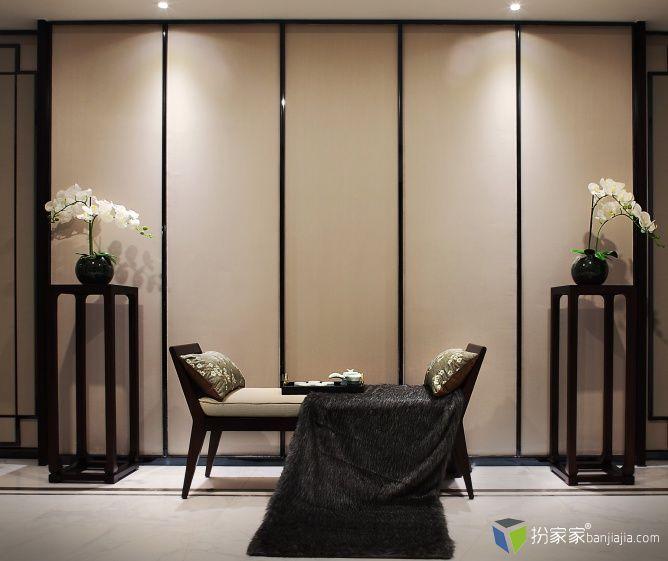 80后 小资 简约 欧式 田园 三居图片来自广州集弈装饰在广州集弈装饰新中式的分享