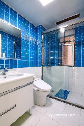三居 80后 小资 北欧 卫生间图片来自无锡吉友洪设计工作室在清新优雅苑的分享