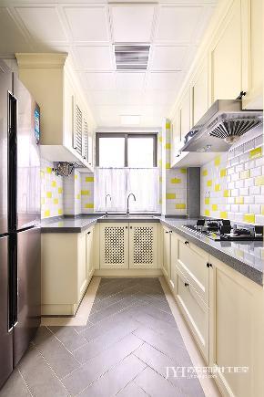 三居 80后 小资 北欧 厨房图片来自无锡吉友洪设计工作室在清新优雅苑的分享